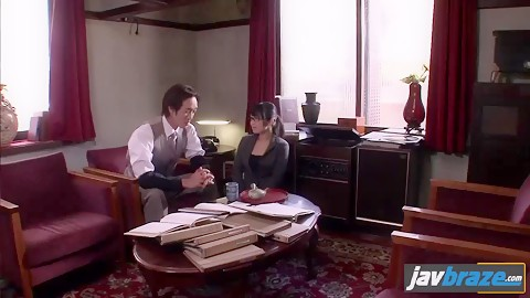 Showa no OL Zenpen office jav babe having sex to take more money